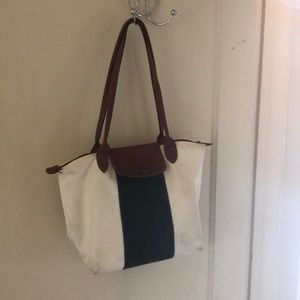 Longchamp Custom LePliage bag. Medium.